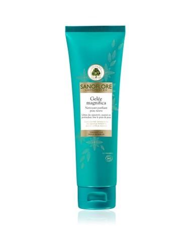 Sanoflore Magnifica Gelée nettoyante purifiante 125 ml