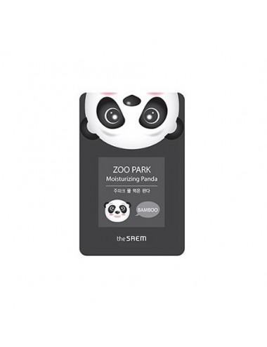 The Saem Masque Visage Hydratant Imprimé Panda Unidose