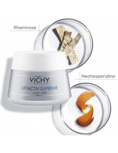 Vichy Liftactiv Supreme Soin Jour - Peau sèche 50 ml