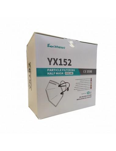 Masques FFP2 - EexiInherent YX152- Boite de 20