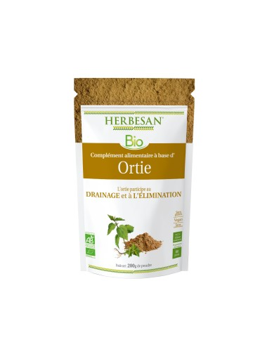 Herbesan Ortie Bio 200g