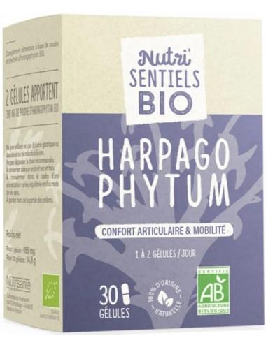Nutrisanté Les Nutri Sentiels Bio Harpagophytum 30 Gélules