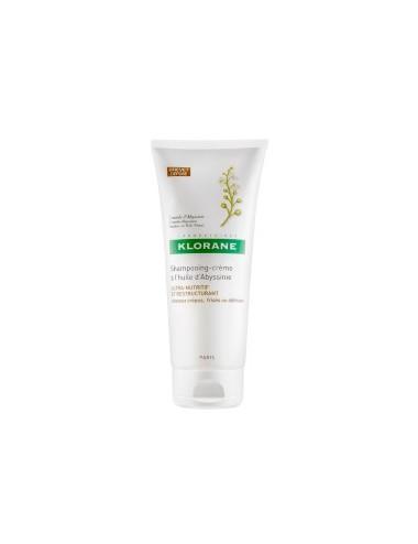 Klorane shampoing-crème à l'huile d'abyssinie 200ml