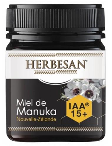 Herbesan Miel de Manuka IAA15+ 250g