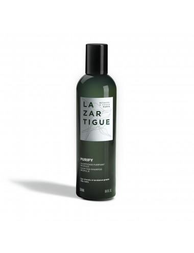 Lazartigue Shampooing cheveux à tendance grasse Purifiant 250ml