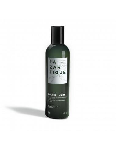 Lazartigue Shampooing nutrition légère Nourish Light Huile de Soja 250ml