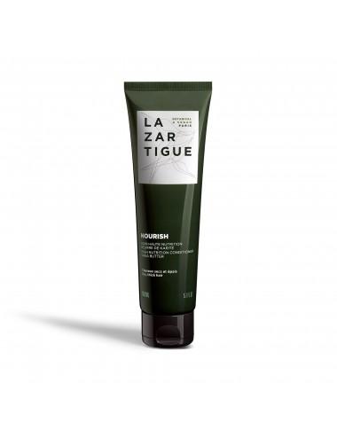 Lazartigue Soin après-shampooing haute nutrition Nourish Beurre de Karité 150ml