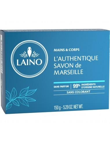 Laino L'Authentique Savon De Marseille Etui 150G