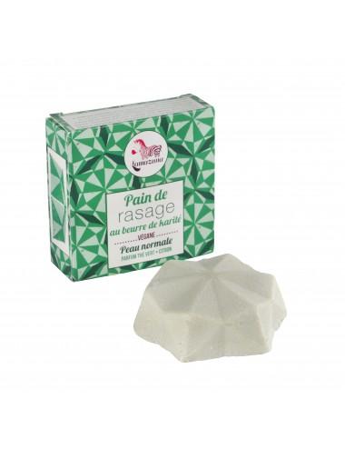 Lamazuna Pain de rasage solide 55 g
