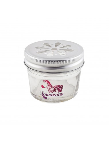 Lamazuna Pot de rangement en verre