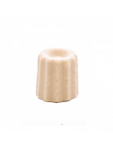 Lamazuna Shampooing solide vanille coco cheveux secs 55g