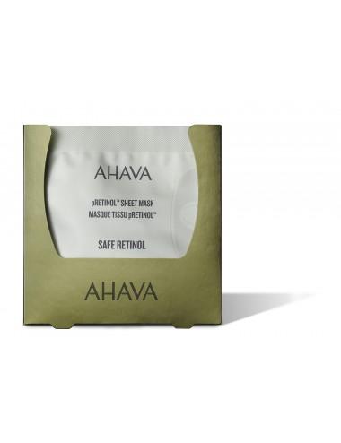 Ahava Masque tissu pRetinol