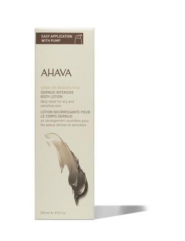 Ahava Dermud lotion lait nourrissant pour le corps 250ml