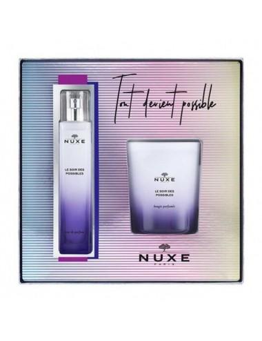 Nuxe Coffret Parfum Tout Devient Possible le Soir