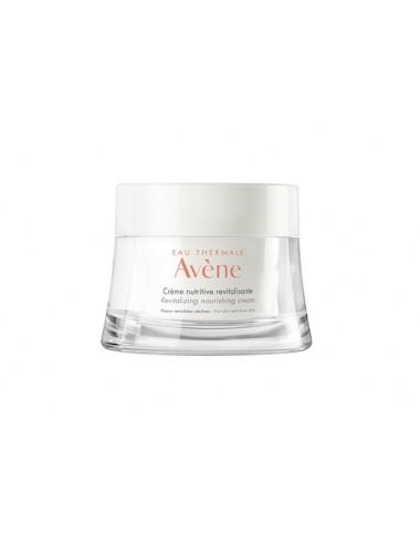 Avène Soins Essentiels - Visage Crème nutritive revitalisante  Pot 50ml
