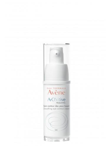 Avène A-OXitive Soin contour des yeux lissant Flacon-pompe airless 15ml