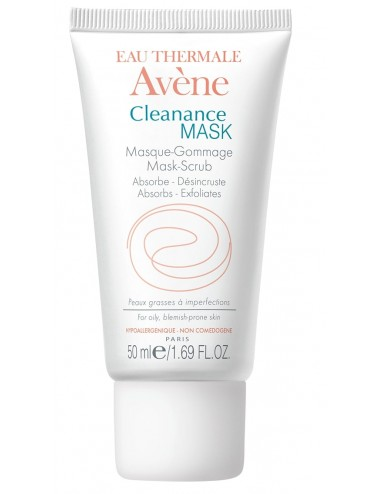 Avène Cleanance MASK Masque-gommage 50ml