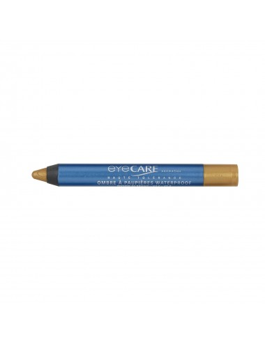 Eye Care Cosmetics Ombre paupières waterproof gold 3,25g