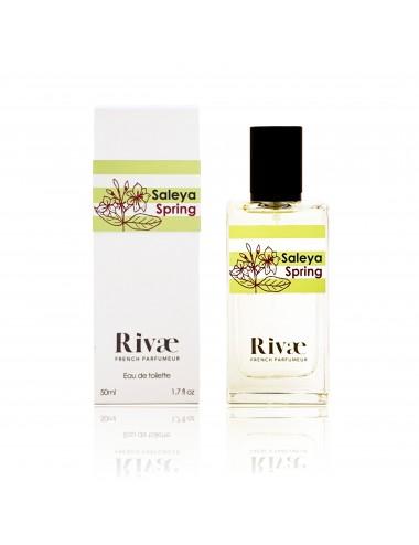 Rivaé Saleya Spring Eau de toilette Agrumes et Jasmin 50ml
