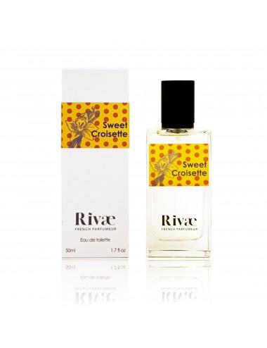 Rivaé Sweet Croisette Eau de toilette Agrumes et Gourmandises 50ml