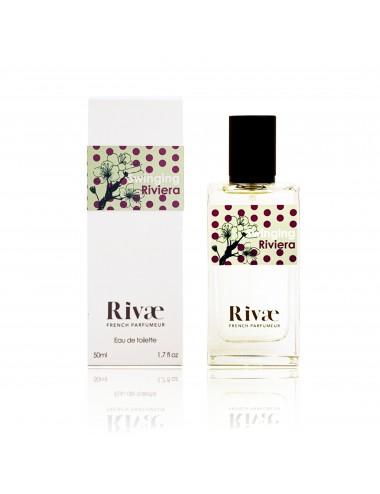 Rivaé Swinging Riviera Eau de toilette Agrumes et Cerise 50ml