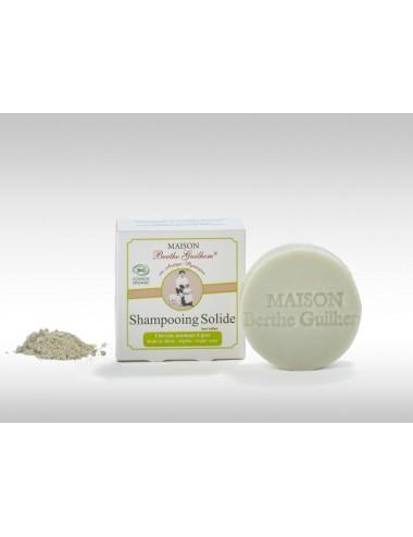 Maison Berthe Guilhem Shampoing Solide Cheveux Normaux à gras 100g