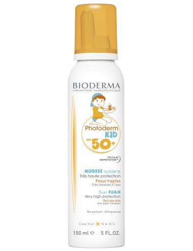 Bioderma Photoderm Kid Mousse SPF50 150ml