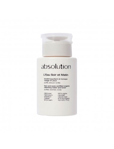Absolution L Eau Soir Et Matin Bio 150ml