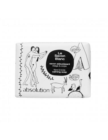 Absolution Le Savon Blanc Bio 100g