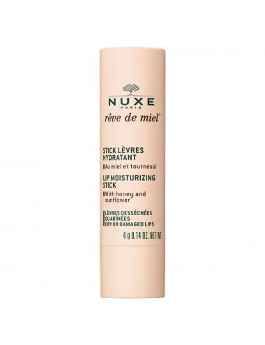 Nuxe  Rêve de Miel Stick Lèvres Hydratant 4 g