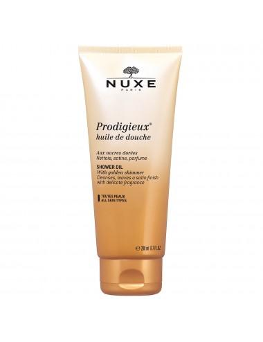 Nuxe Prodigieux huile de douche - douche précieuse parfumée 200ml