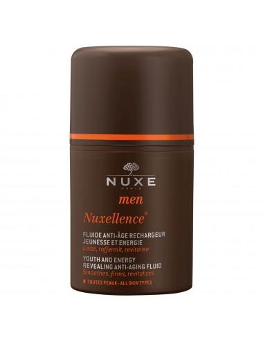 Nuxe Men Nuxellence fluide anti-âge rechargeur de jeunesse 50ml