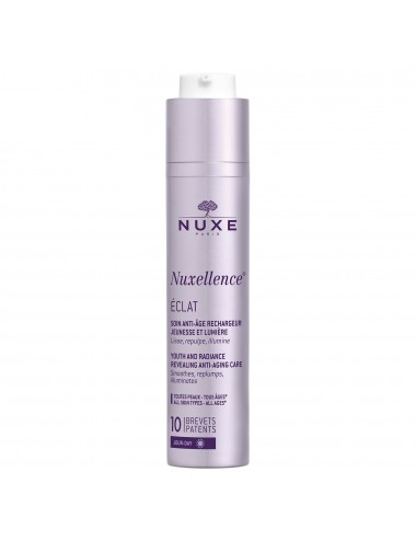 Nuxe Nuxellence éclat - soin anti-âge rechargeur jeunesse et lumière 50ml