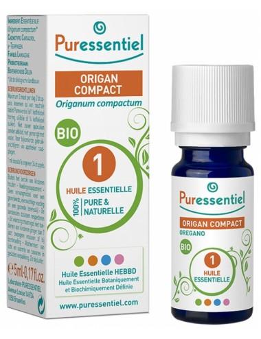 Puressentiel Huiles Essentielles d' Origan compact Bio 5ml