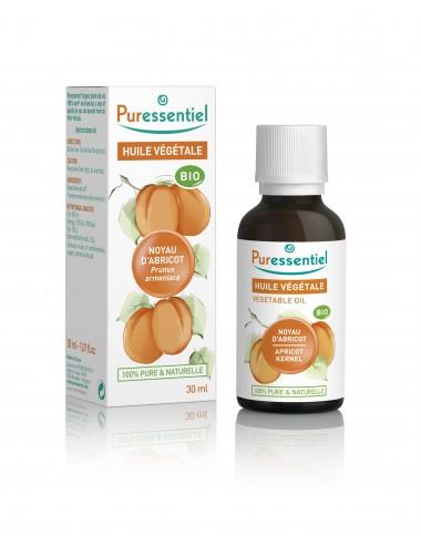 Puressentiel Huiles Vegetales de Noyau d'Abricot Bio 30ml