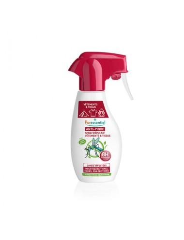 Puressentiel Antipique Spray Vêtements & Tissus Anti-Pique 150ml