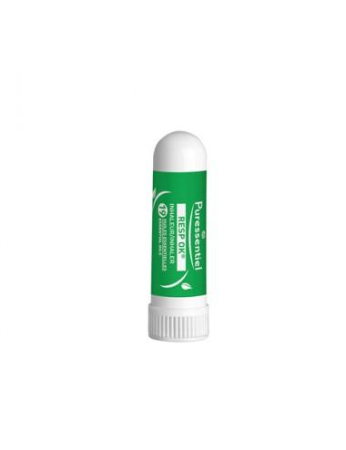 Puressentiel Respiratoire Inhaleur Respiratoire aux 19 Huiles Essentielles 1ml