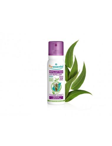 Puressentiel Antipoux Spray Répulsif Poux 75ml