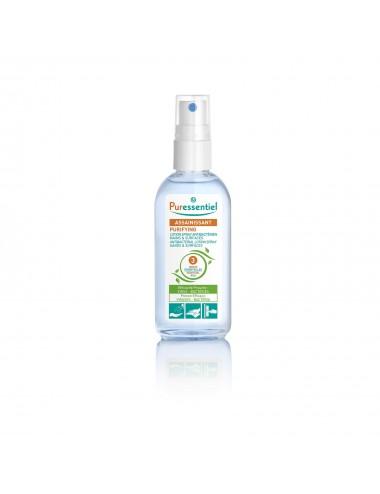 Puressentiel Assainissant Lotion Spray Antibactérien mains & surfaces 80ml