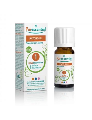 Puressentiel Huiles Essentielles de Patchouli Bio 5ml