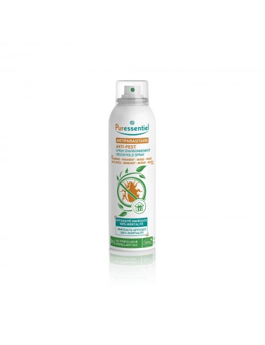 Puressentiel Assainissant Spray Textiles Anti Parasitaire 150ml