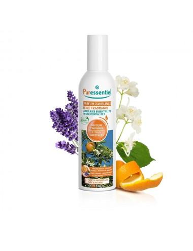 Puressentiel Diffusion Parfum d'ambiance Douceur d'Agrumes 90ml