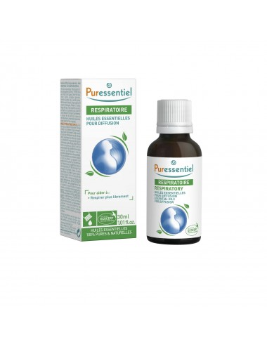 Puressentiel Respiratoire Diffuse Resp'OK Huiles essentielles pour diffusion 30ml