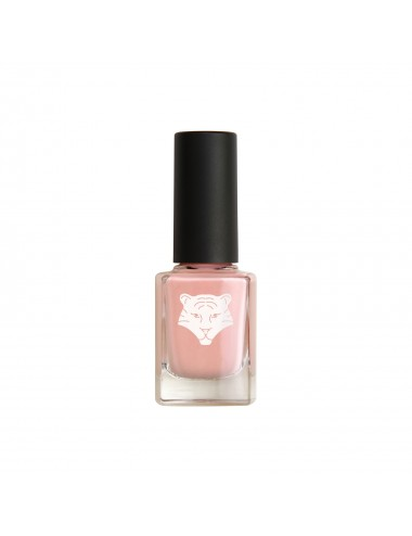 All Tigers Vernis à Ongles Naturel & Vegan 102 ROSE PETALE - RISE TO THE TOP 11ml
