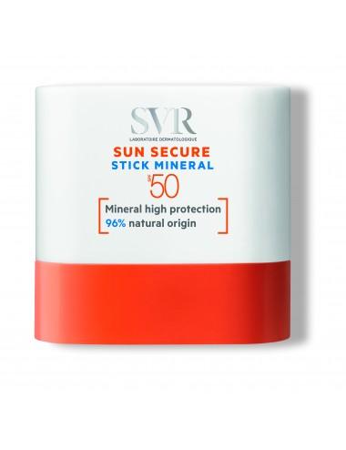 SVR Sun Secure Stick Minéral SPF50+ 10G