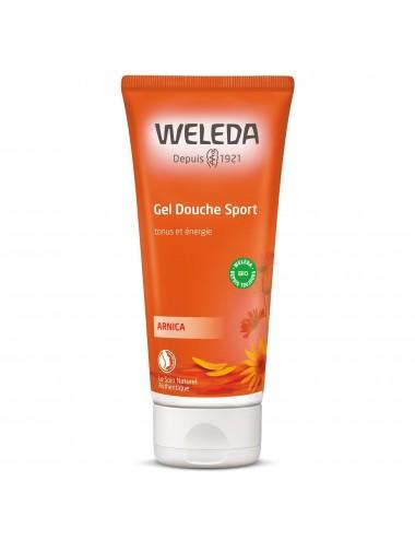 Weleda Gel Douche Sport à l'Arnica 200ml