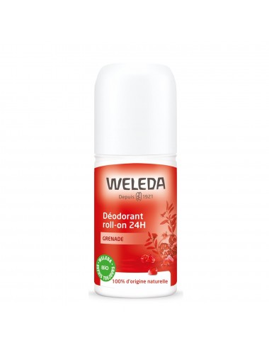 Weleda Déodorant Roll-on 24H Grenade 50ml