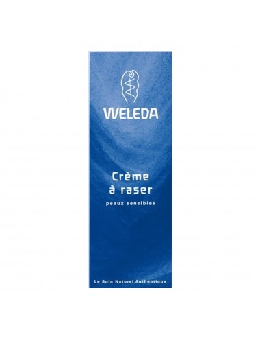 Weleda Crème à raser 75ml