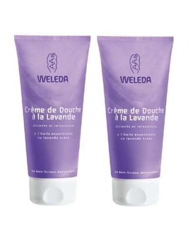 Weleda Duo Crème de Douche relaxante à la Lavande 400ml
