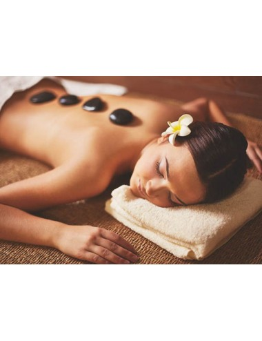 Massage Pierres Chaudes 75 min